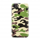 Чехол для iPhone 6 Plus/6s Plus Camouflage Light Woodland