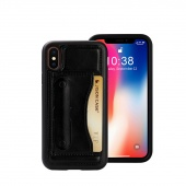 Чехол Jisoncase для iPhone X Black