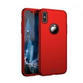 Чехол для iPhone X iPaky 360 Red