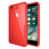 Чехол для iPhone 6/6s/7/8 iPaky Super Series Red