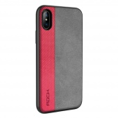 Чехол ROCK Origin Pro Series Apple for iPhone X Red