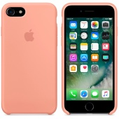 Чехол Apple Silicone Case для iPhone 7/8 Flamingo OEM