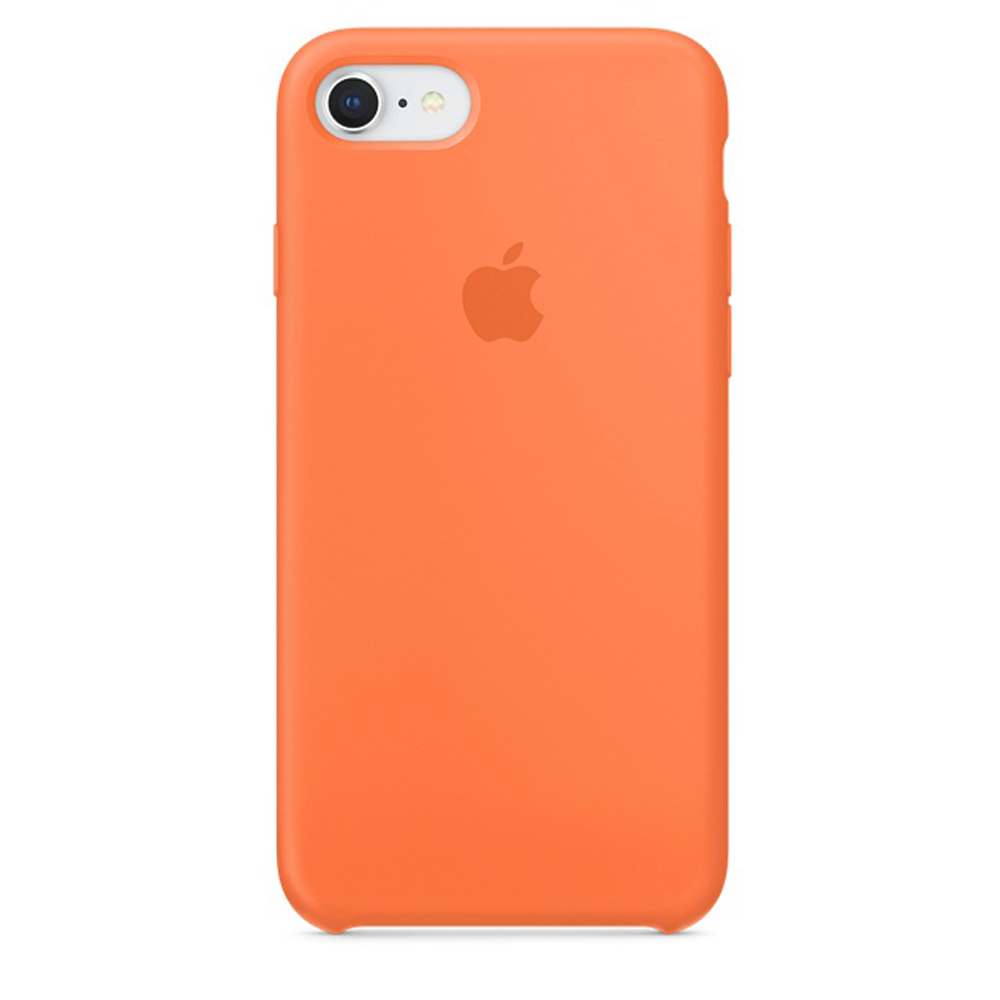 Чехол Apple Silicone case (copy) для iPhone 5/5s/SE Apricot