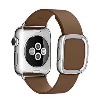 Ремешок Modern Buckle Brown для Apple Watch 42мм