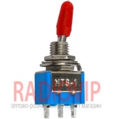 картинка Тумблер MTS-103 (ON-OFF-ON), 3pin, 3A 250VAC от интернет магазина Radiovip