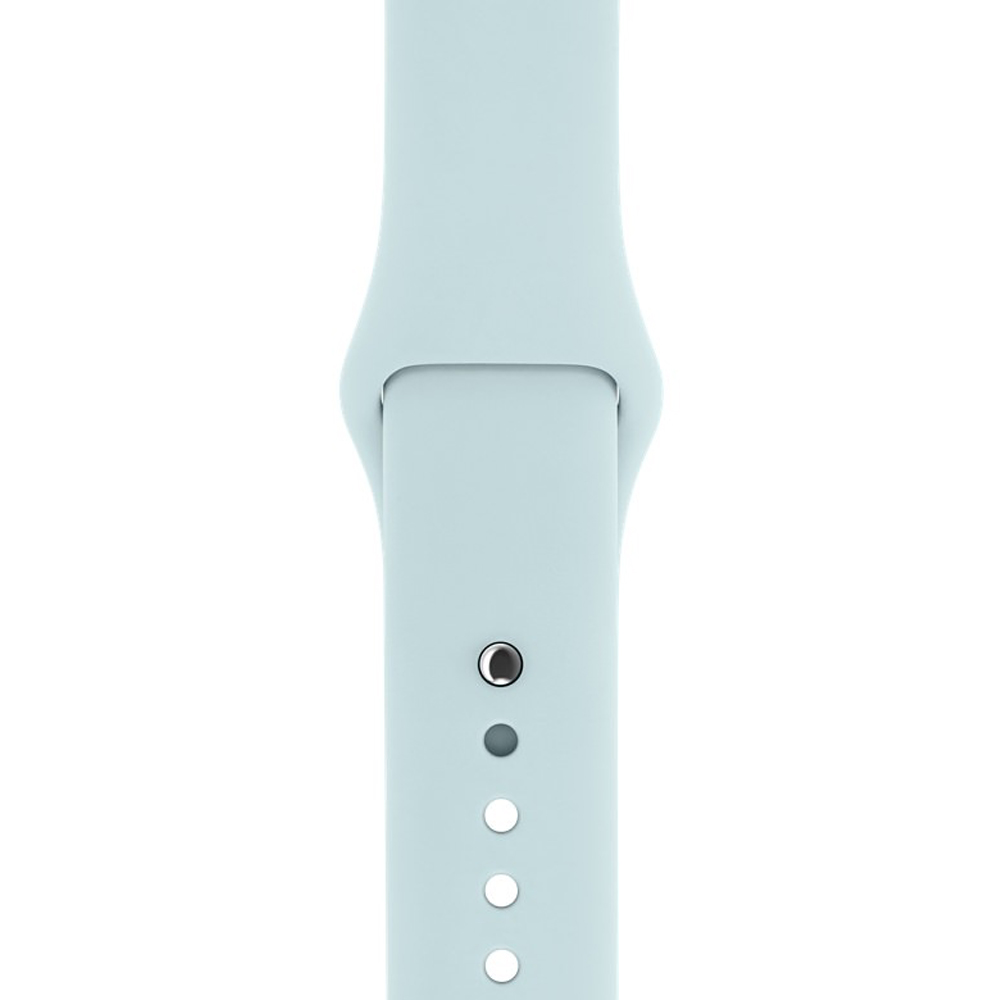 Ремешок Sport Band для Apple Watch 38mm Turquoise (M-L size)