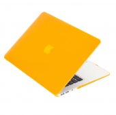 Чехол Upex Crystal для Macbook Air 13.3 Orange (UP1010)