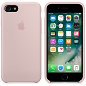 Чехол Apple Silicone Case для iPhone 7/8 Pink Sand OEM