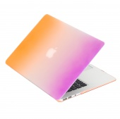 Чехол Upex Rainbow для Macbook Air 13.3 Orange-Purple
