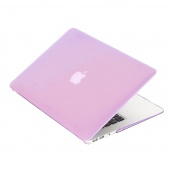 Чехол Upex Crystal для Macbook Air 13.3 Purple (UP1007)