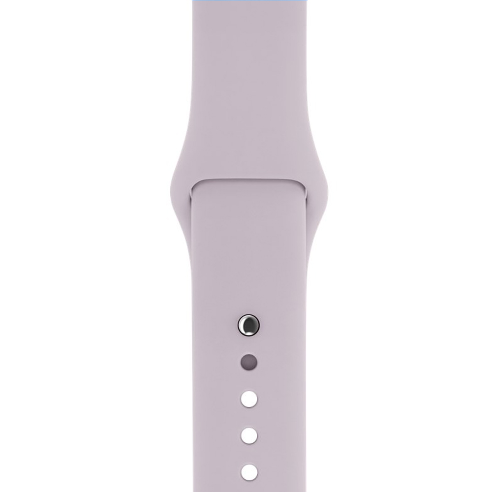 Ремешок Sport Band для Apple Watch 42mm Lavender (S-M size)