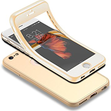 Чехол для iPhone 6 Plus/6s Plus iPaky 360 Golden
