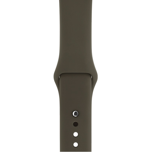 Ремешок Sport Band для Apple Watch 42mm Dark Olive (M-L size)