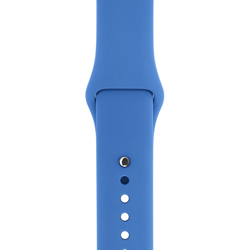 Ремешок Sport Band для Apple Watch 38mm Royal Blue (M-L size)