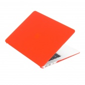 Чехол Upex Matte для Macbook Air 13.3 Red